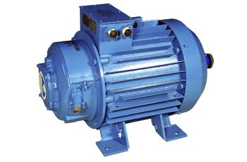 Двигатели с фазным ротором